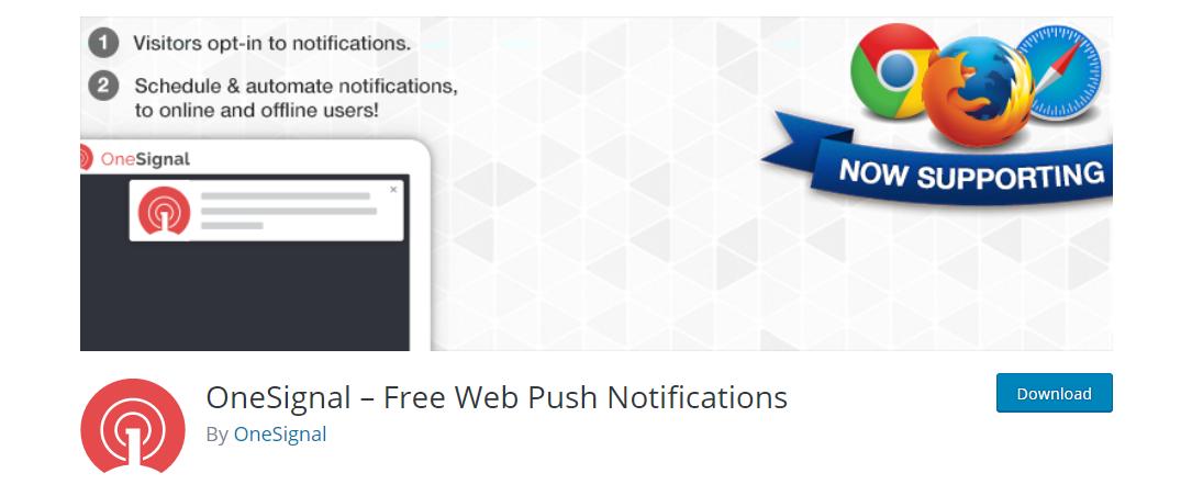 WordPress Push Notifications Plugins