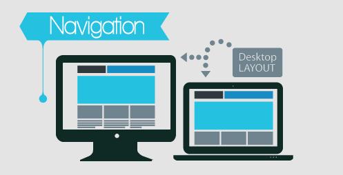 site-navigation : web design