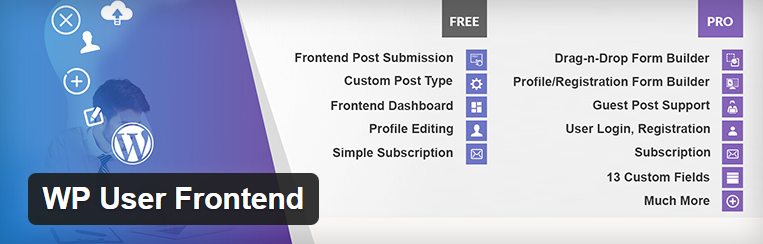 Front End Content Submission Plugins