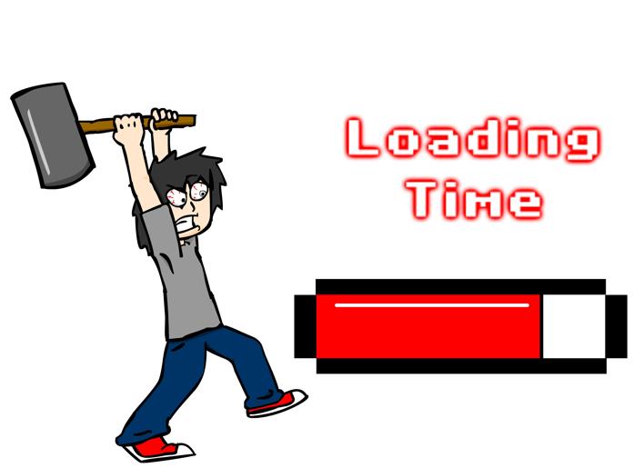 website-loading-time : web design