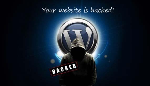 wordpress-hacked : Sucuri security plugin
