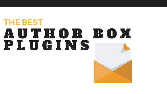 Author box plugins