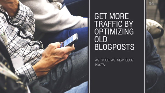 Optimize old blogpots