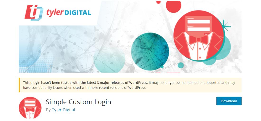 WordPress Custom Login Plugins