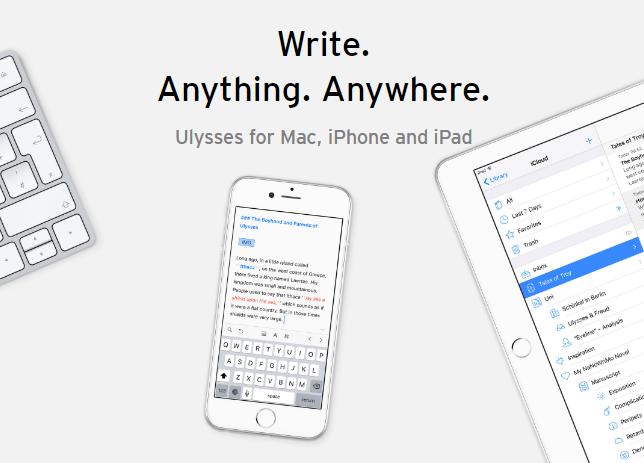 ulysses: WordPress tool