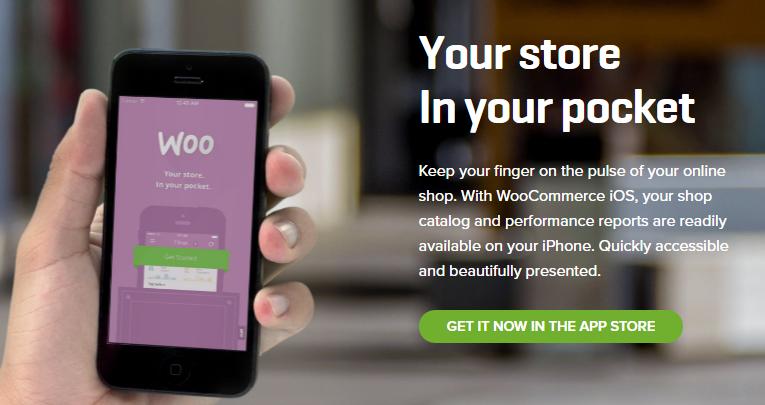 woocommerce-app: WordPress tool