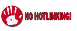 hot-linking: image theft