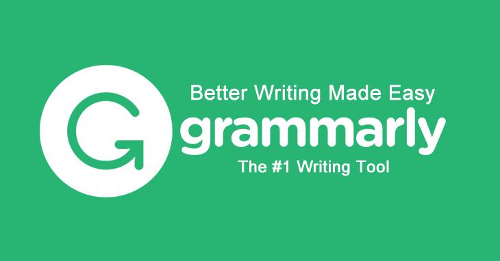 grammarly: content creation