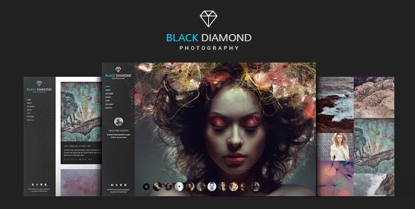 Diamond WordPress theme for site designing