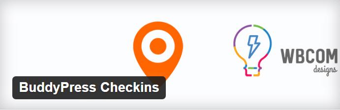 BuddyPress Checkins Plugin