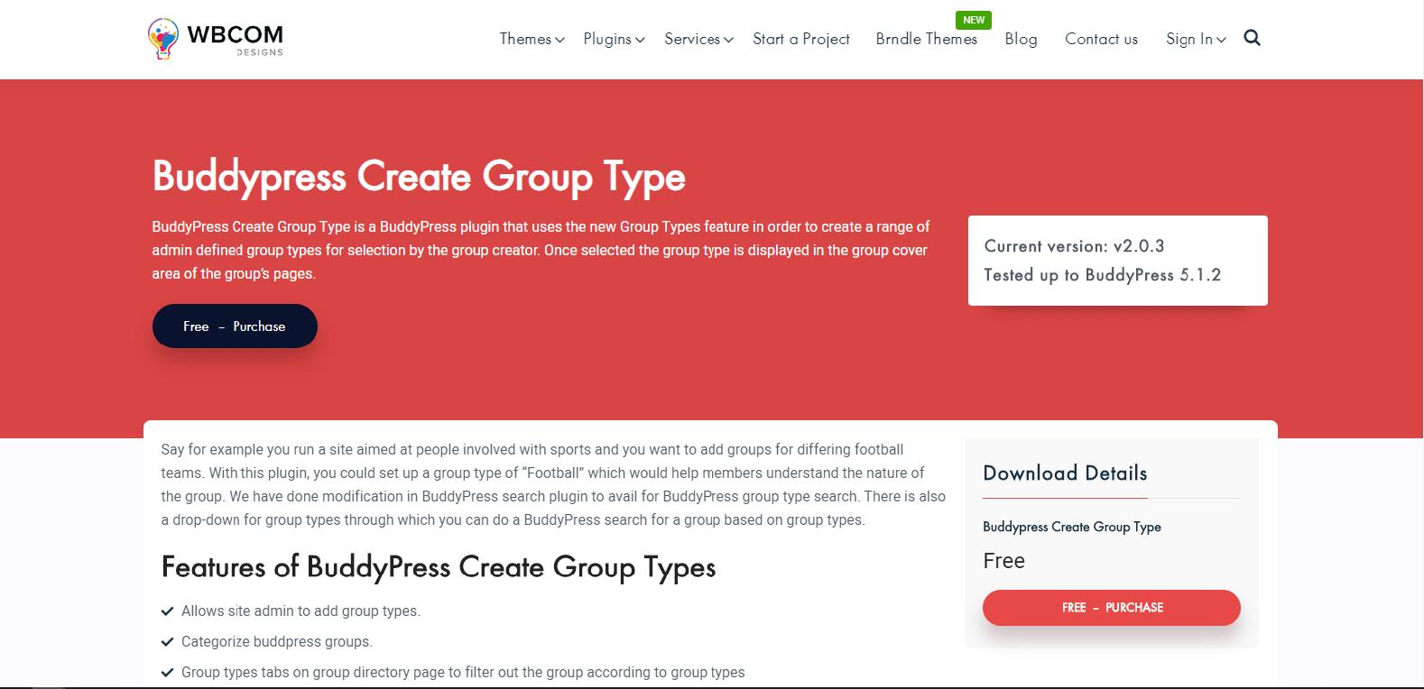 Group Search Plugin