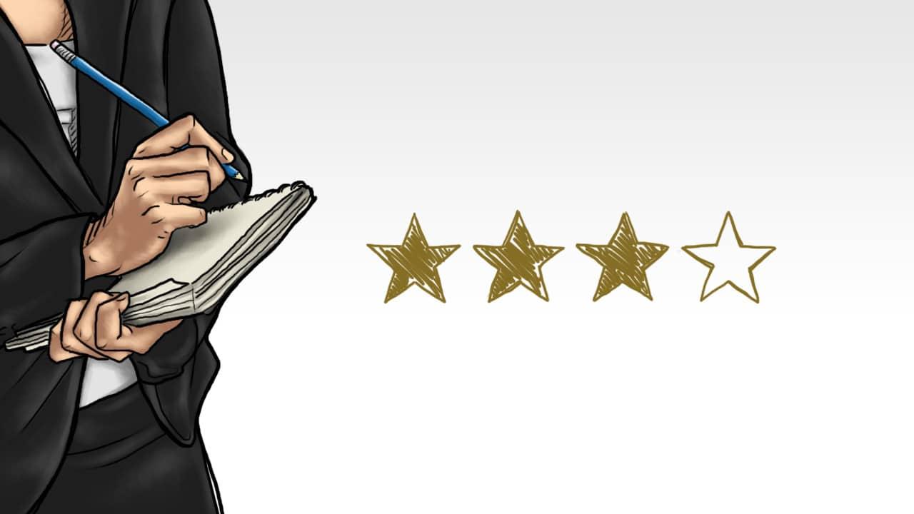Review plugin for WordPress