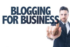 Blogging for Business: Sell products online