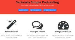 podcasting websites