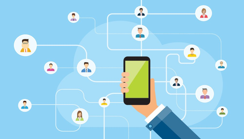 Social Sharing Main resharing content