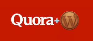 WordPress Quora Blog post Inspiration