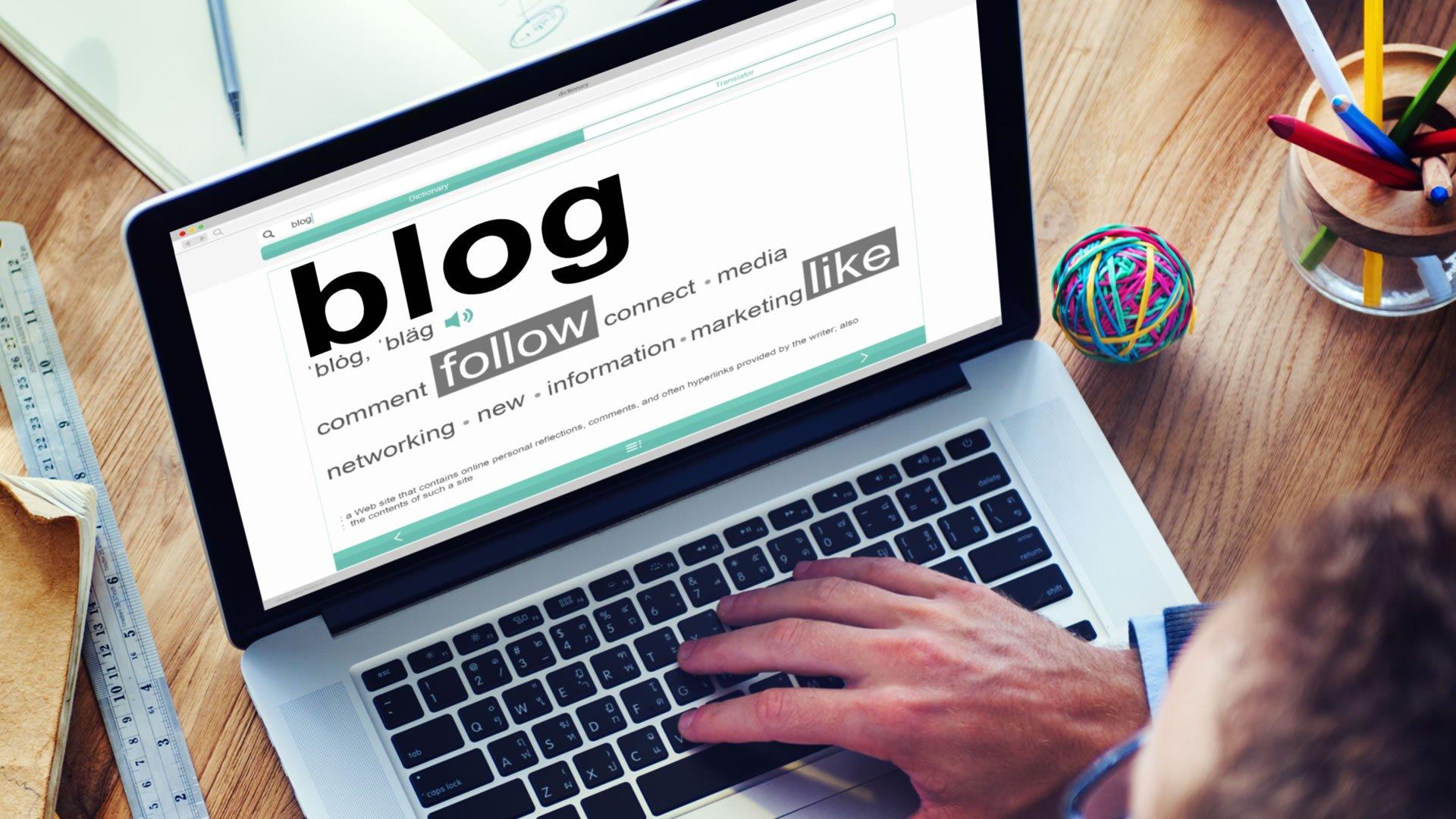 blog post inspiration for WordPress
