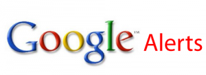 Google alert for blog post inspiration