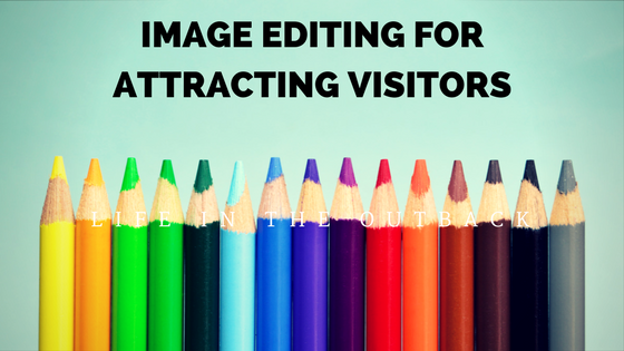 Image Editing For Attracting More Visitors