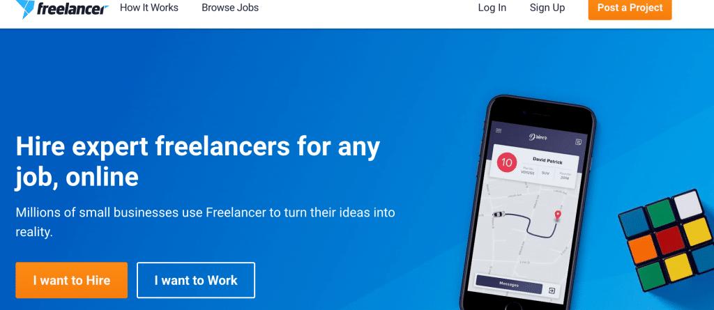 Hire Freelancers Find Freelance Jobs Online Freelancer - Wbcom Designs