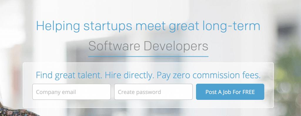 higher software developer