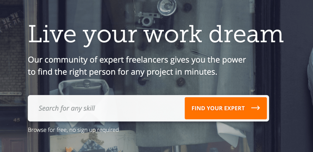 get your worked done online freelancers