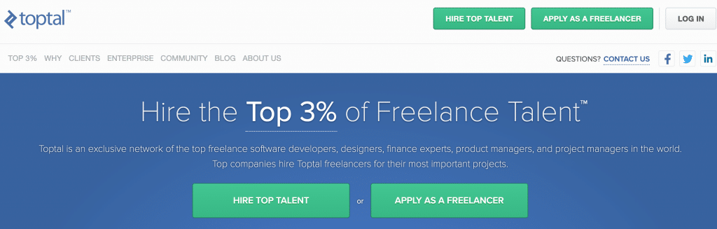 Freelancing Websites for Job Search