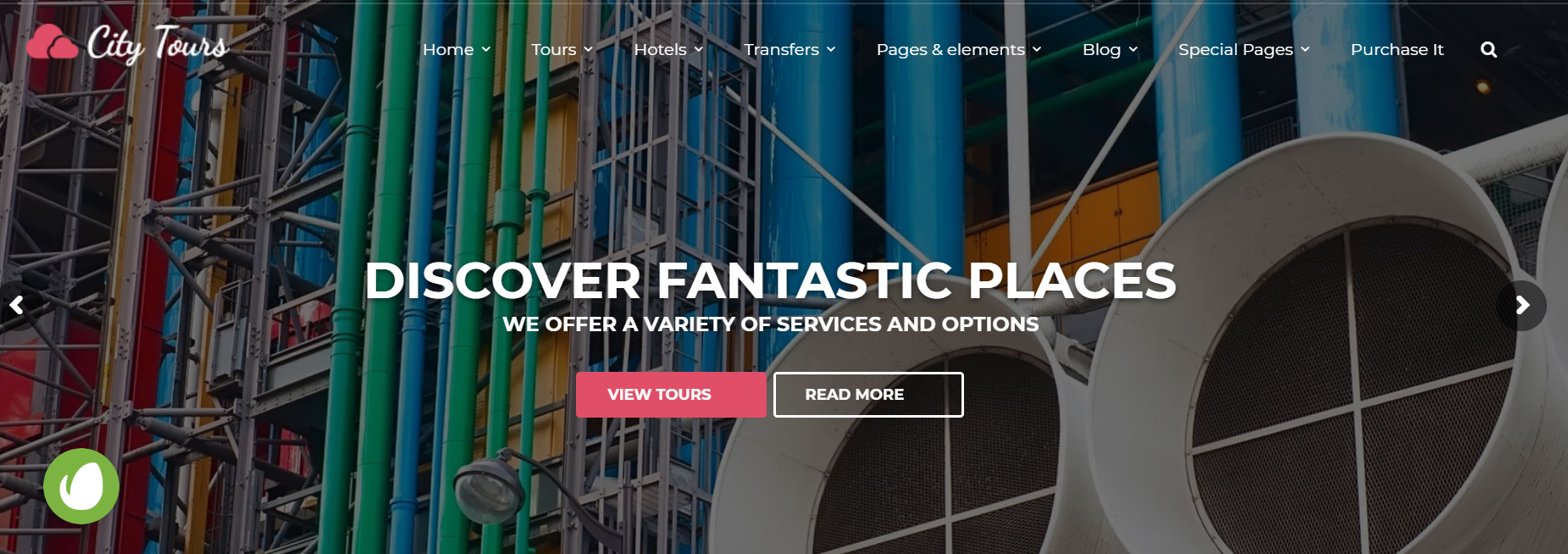 Best Travel Themes for a WordPress Website