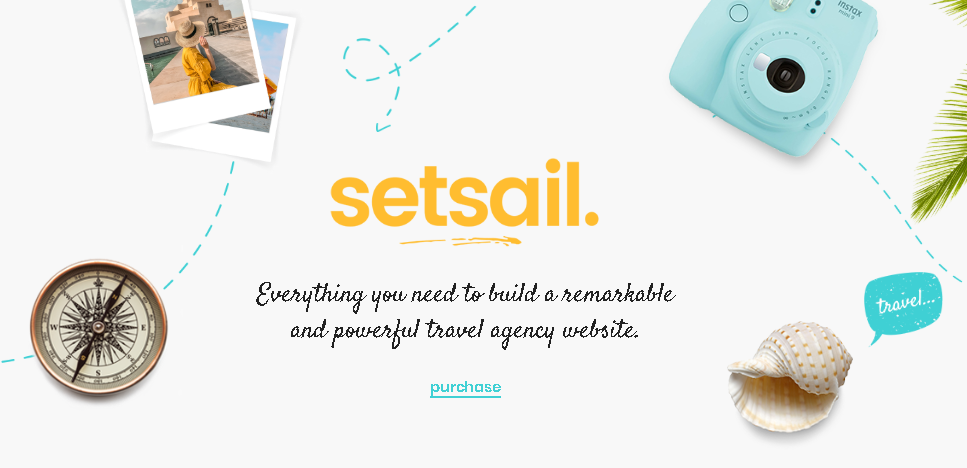 setsail - Wbcom Designs