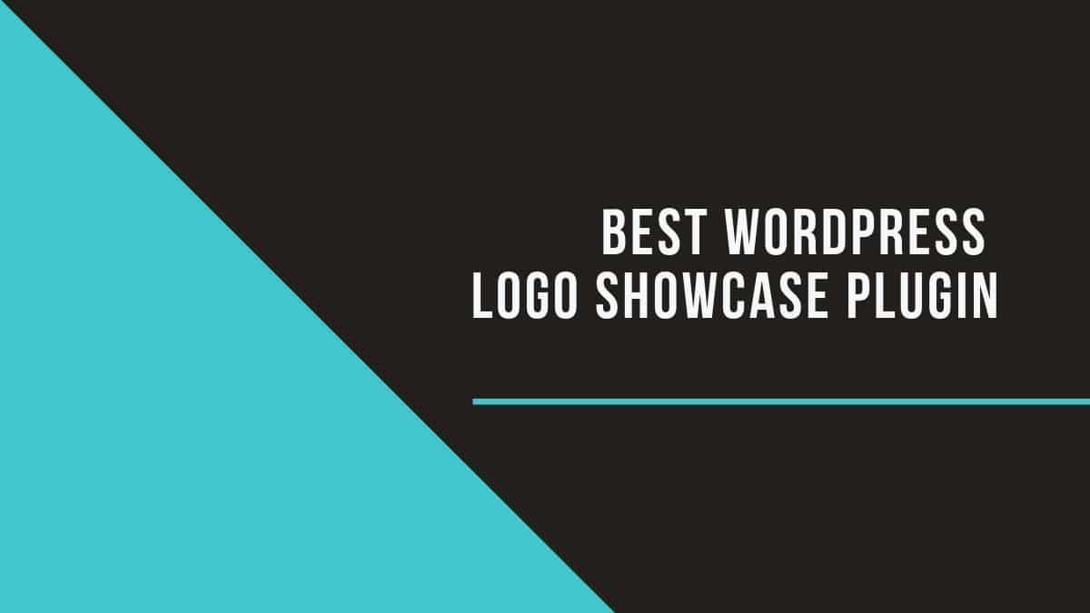 WordPress Logo Slider