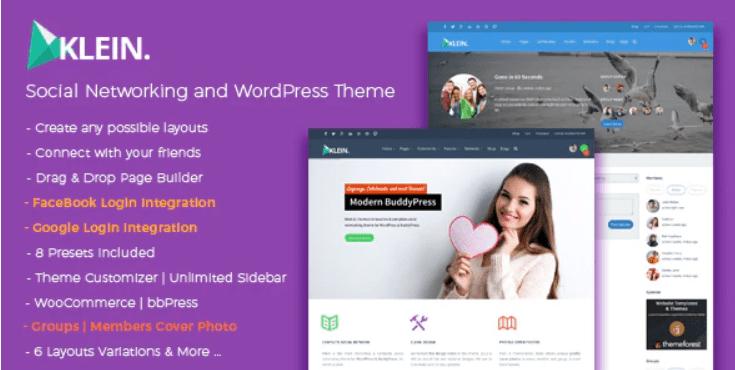 WordPress BuddyPress