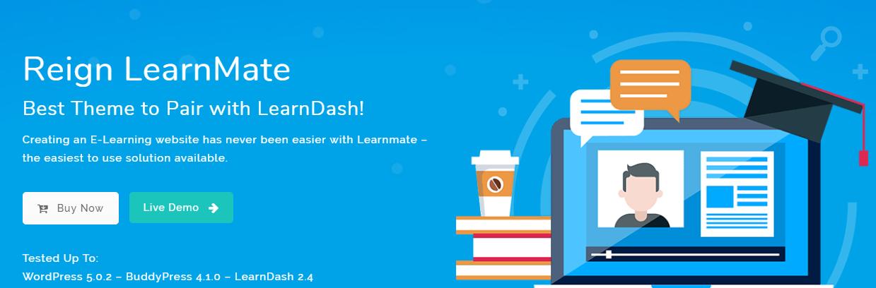 Best LearnDash Theme 2019