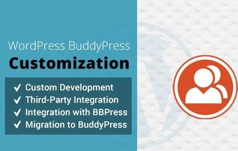 BuddyPress custamization - Wbcom Designs