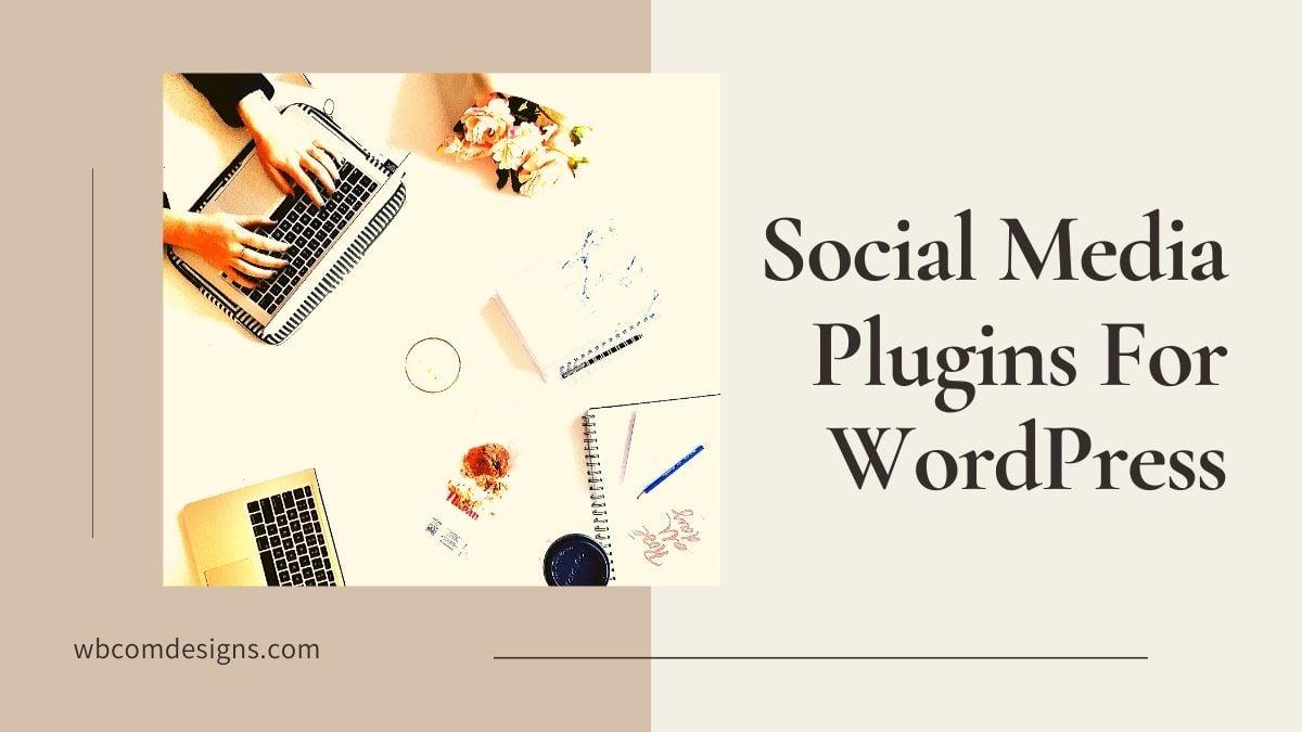 Social Share Plugin WordPress