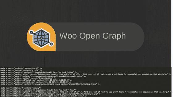 woo open graph