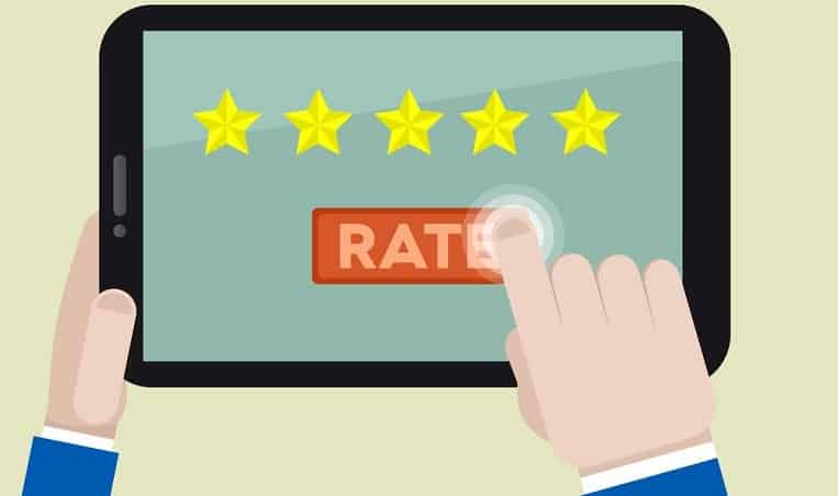 Rating & reviews
