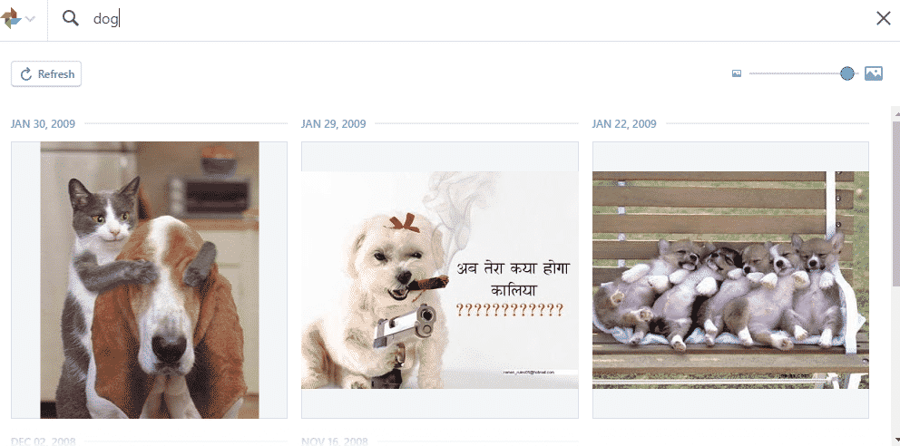 google photos in WordPress