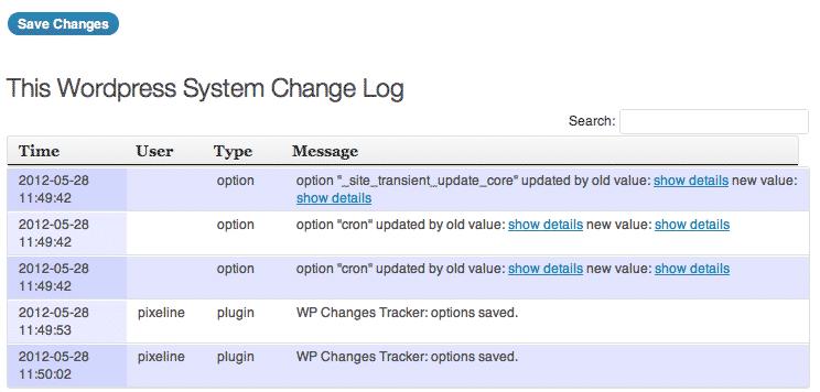 WordPress automation - monitor