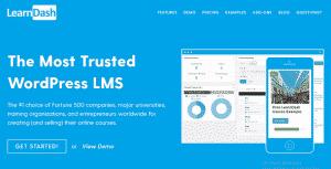 WordPress LMS plugin.