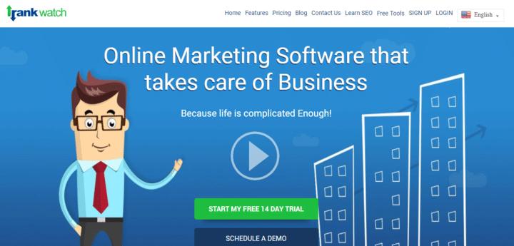 website ranking tool