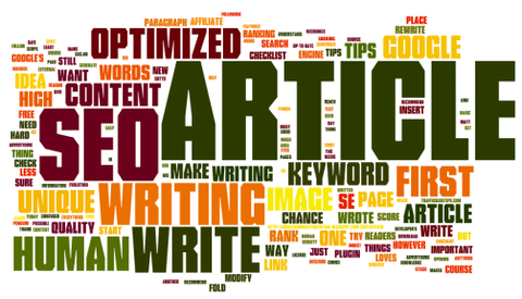 Blog posts optimized