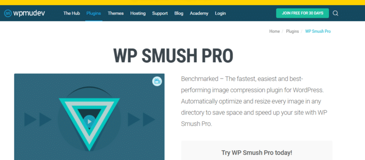 WP Smush