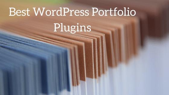 Best WordPress Portfolio Plugins