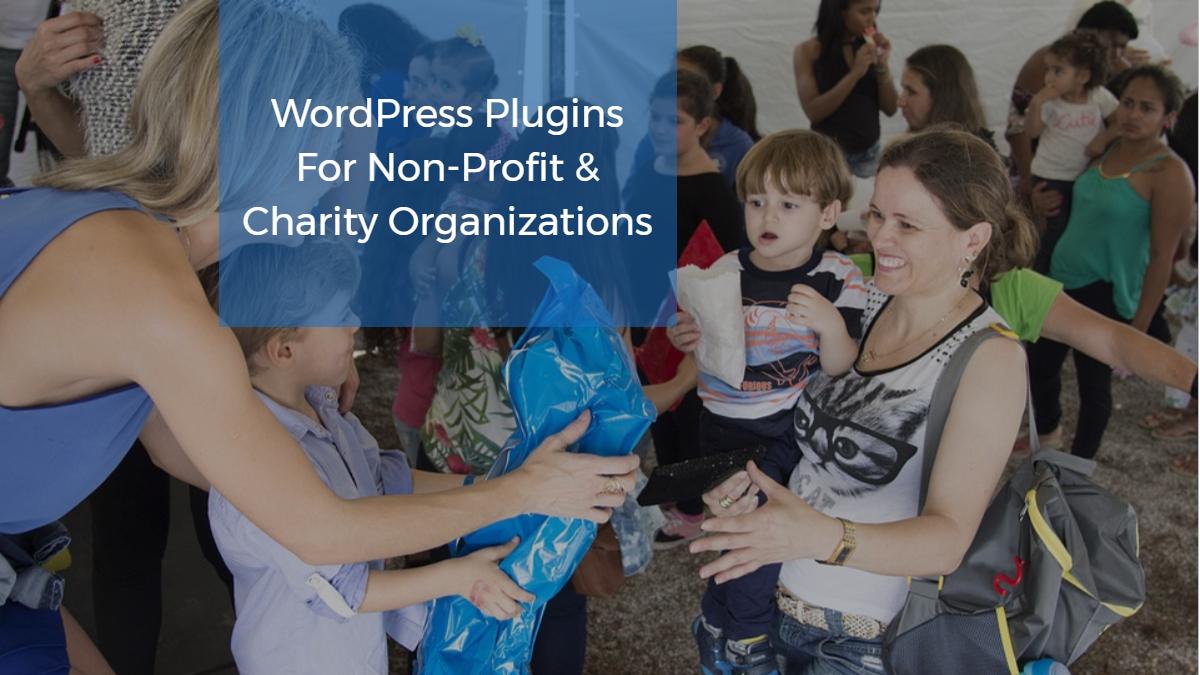 WordPress Non-Profit Plugins