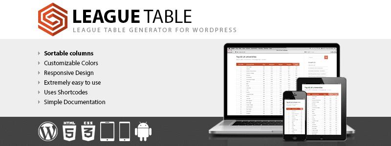TablePress Alternatives for creating WordPress Tables