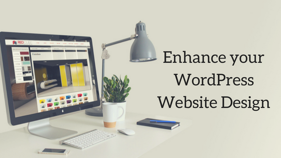 Enhance your WordPress Website Design