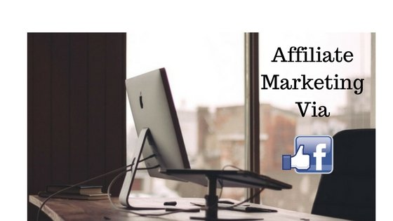 Facebook Affiliate Marketing image