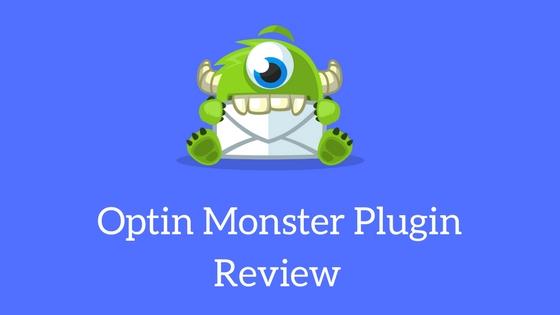 Optin Monster Plugin review