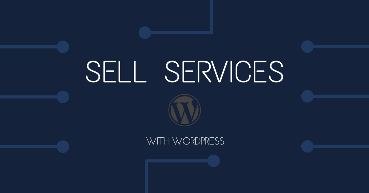 Sell Services
