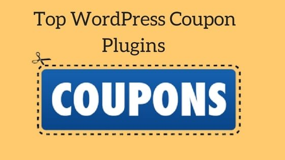 Top WordPress Coupon Plugins